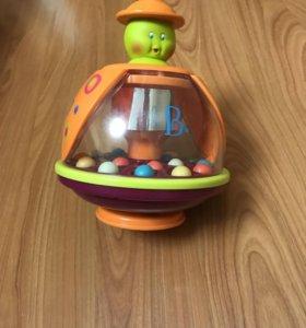 "BATTAT игрушка с прыгающими шариками ""Poppitoppy"""