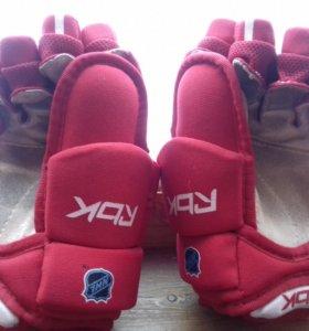 2 пары Хоккейные перчатки