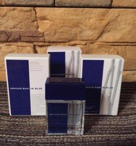 Мужской оригинальный парфюм мини