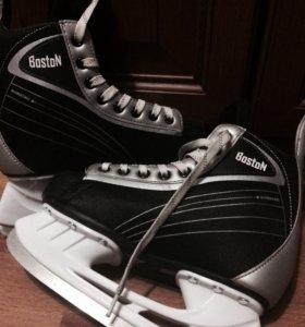 Хоккейные коньки 37р-р