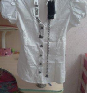 Рубашка, италия размер 42-44