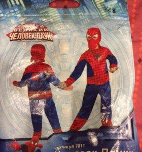 Новогодний костюм человек-паук - прокат