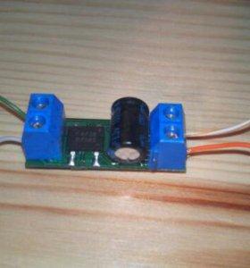 Детектор сигнала отбоя телефонной линии
