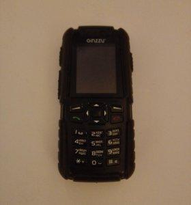 Мобильный защищенный телефон Ginzzu R6 ultimate