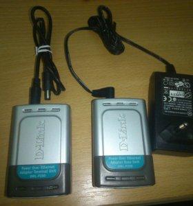 Адаптер PoE d-link dwl-p200