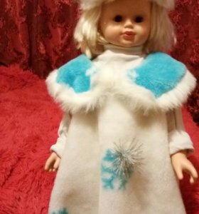 Снегурочка костюм