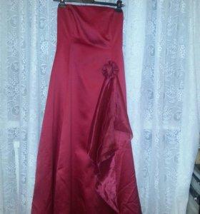 Платье новое 44-46 р-р