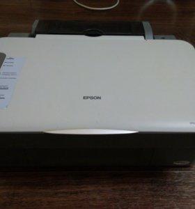 Цветной принтер  EPSON CX3700