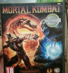 Mortal Kombat ( мортал комбат) для XBOX 360