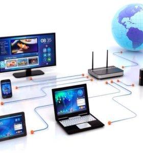 Настройка Adsl/Ethernet оборудования
