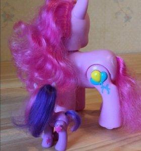 Игрушка из серии My little pony
