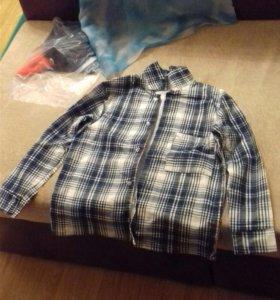 Фланелевые рубашки
