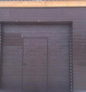Капитальные гаражи