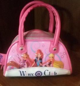 Сумочка детская WINX