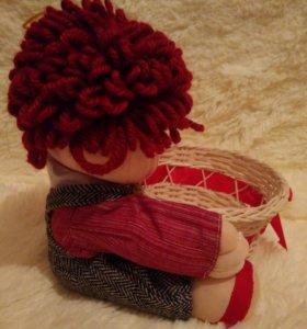 Кукла карзинка