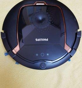 Моющий робот-пылесос Fhilips FC8820