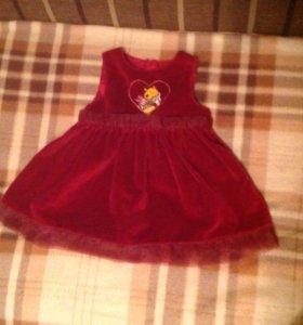 Платье детское на девочку.