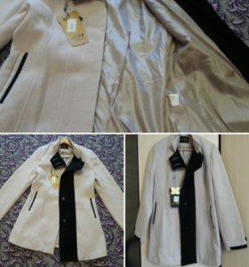 Новое пальто 46-48 р-р
