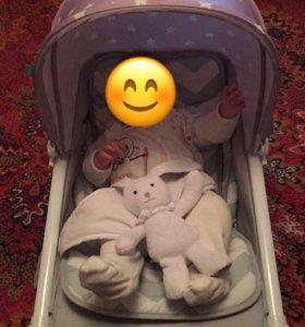 Люлька happy baby