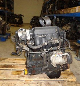 Двигатель G4EC на запчасти или целиком