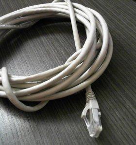 Сетевой кабель любой длины