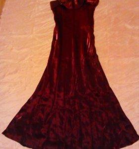 Платье в пол  р. 44-46-48