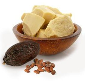 Масло какао натуральное, 1 кг