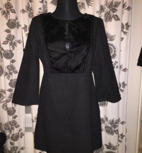 Zara платье 44р