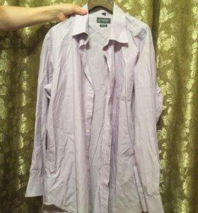 Рубашка мужская хб 44