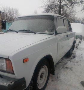 Продам Ваз-2107  или обменяю на Ваз-21043
