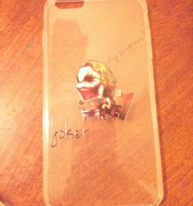 Чехол  iPhone 6s+