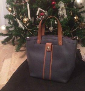"""Новая кожаная сумка """"Francesco Marconi"""""""