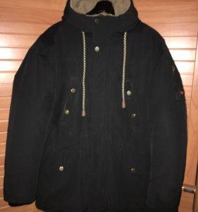 Куртка мужская зимняя 46-48(м)