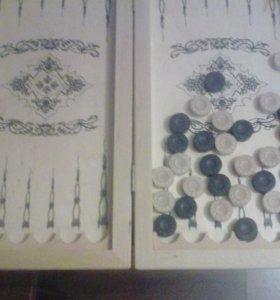 Нарды-шахматы-шашки
