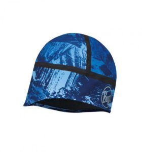 Шапка BUFF WINDPROOF MOUNTAIN BITS BLUE M/L