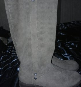 Туфли лаковые сапоги демисезонные