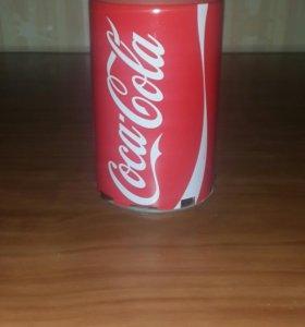 Музыкальная колонка Coca-cola