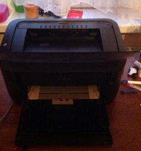 """Лазерный принтер """"CANON i-sensys LBP6020B"""" (б/у)"""