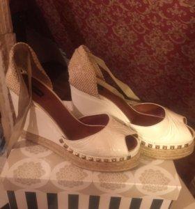 Туфли женские Marc Jacobs ( босоножки)