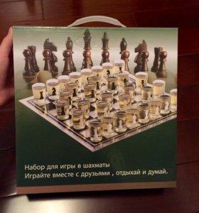 Набор для игры в шахматы Подарок на Новый год