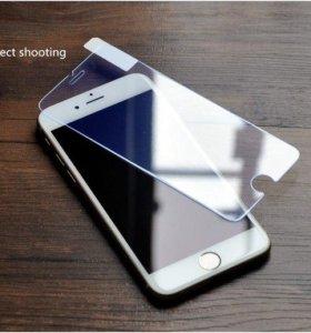 защитное стекло на iphone 6 plus 0.26mm