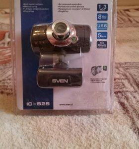 Веб-камера новая.