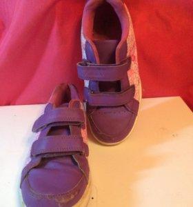 Кроссовки для девочки 34 размер