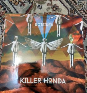 Пластинка Killer Honda