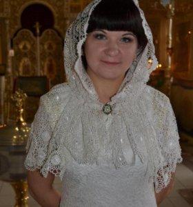 Платки для посещения церкви