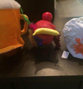 Необычные шапочки