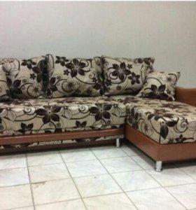 116Угловой диван