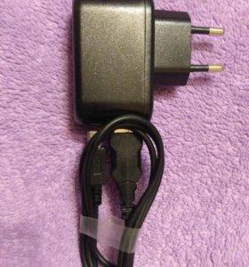 Зарядка для смартфона и планшета