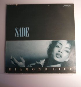 Sade - Diamond life LP (Amiga)