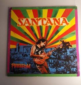 Santana - Freedom LP (Amiga)